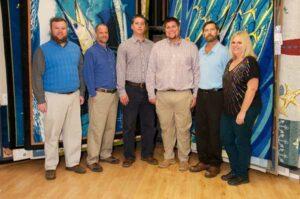 Eastman's Carpet Team
